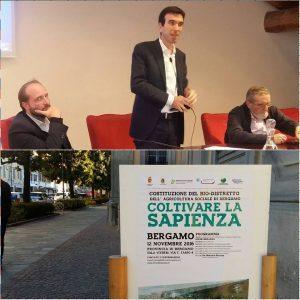 ministro a Bergamo