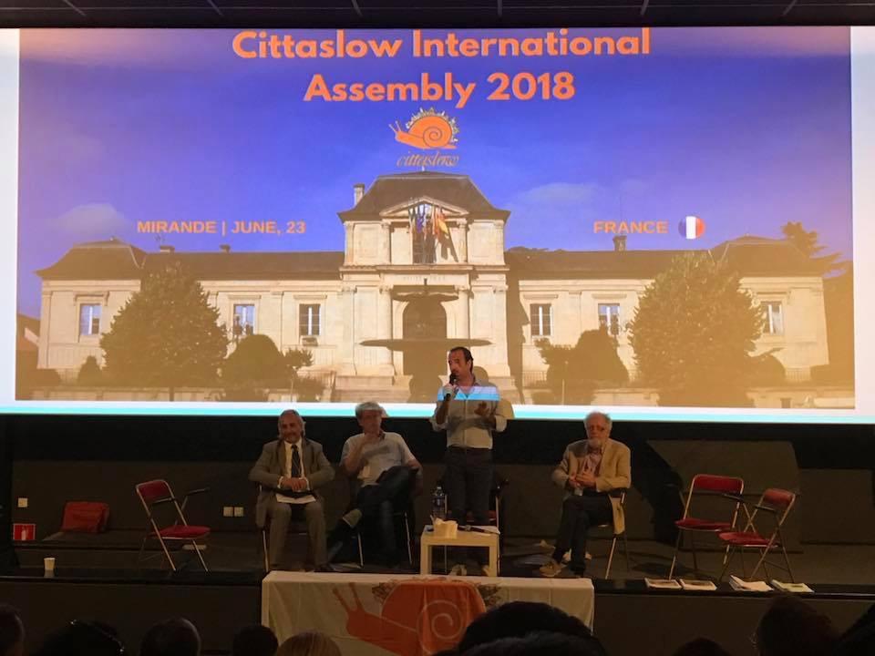 Assemblea 2018 Cittaslow Int. Mirande